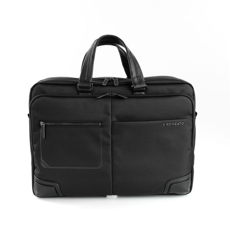 "WALL STREET TWO-WAYS 15.6"" LAPTOP BRIEFCASE"