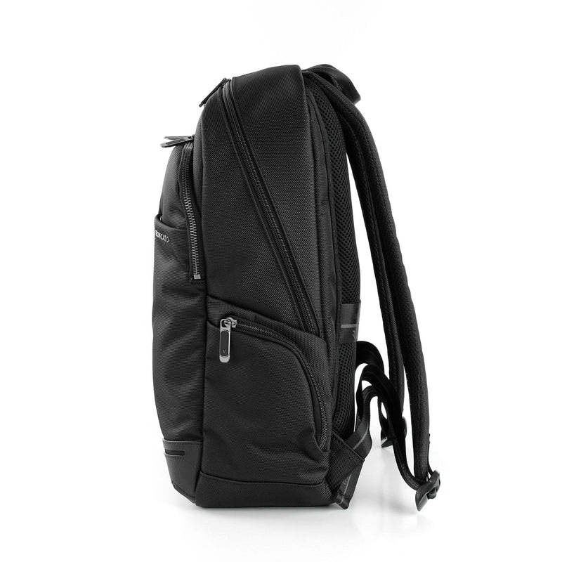 "WALL STREET 14"" LAPTOP BACKPACK WITH 10"" TABLET HOLDER"