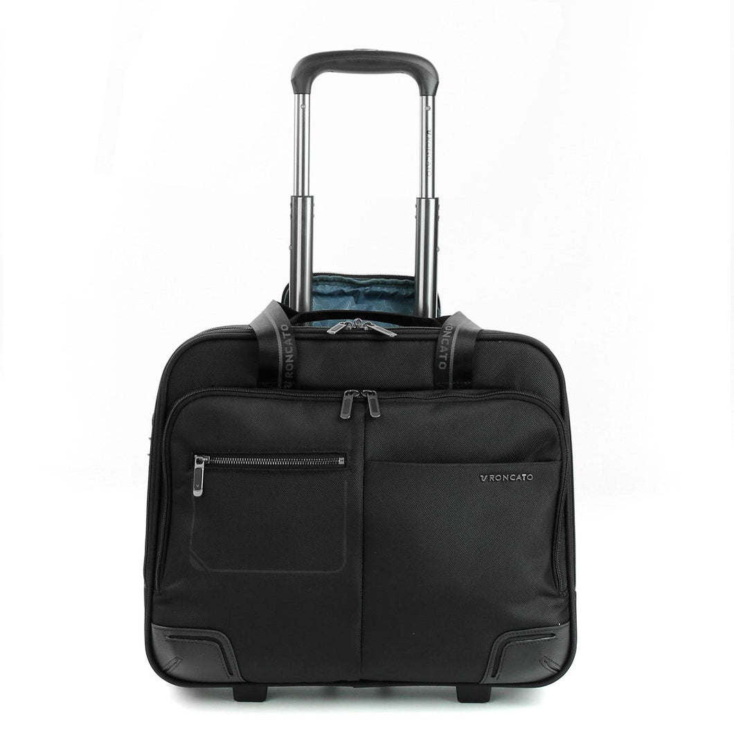 WALL STREET BUSINESS TROLLEY PC 15,6