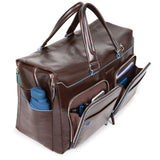 Duffel bag with computer and iPad®Air/Pro 10,5 Blue Square