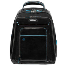 Computer backpack with iPad/iPad®Air compartment Blue Square