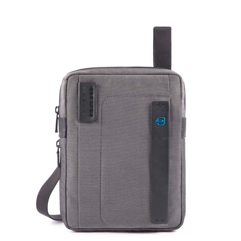 Expandable crossbody bag with compartment for iPad®10,5''/iPad 9,7""