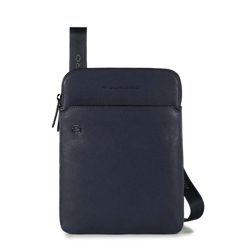 Crossbody bag with iPad®Air/Pro 9,7 compartment Black Square