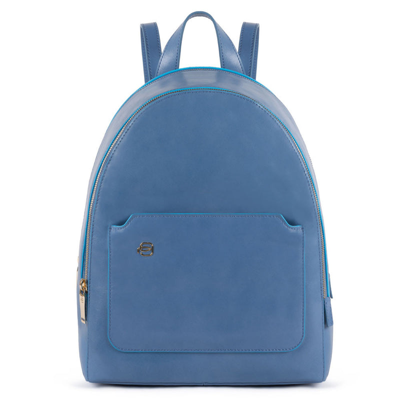Blue Square Backpack with iPad®Air/Pro 9,7 comp.
