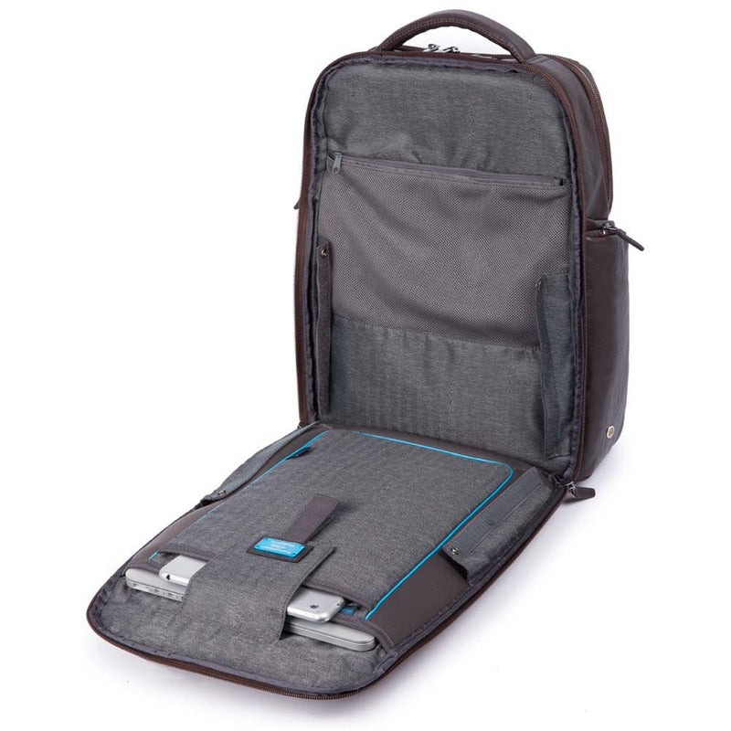 "Computer backpack with iPad®10,5''/iPad 9,7"" Black Square"