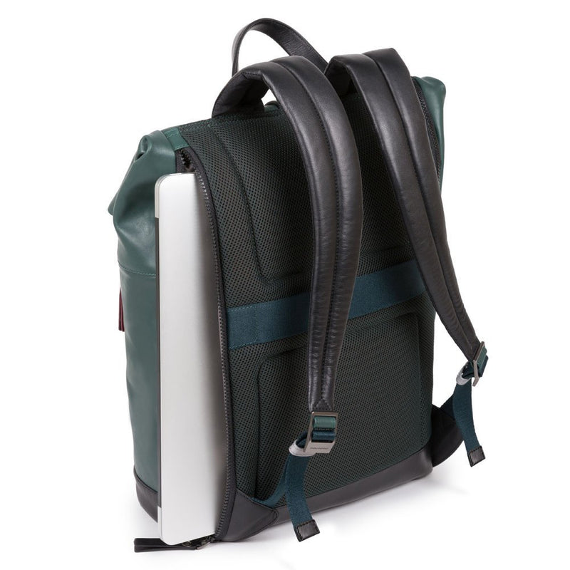 Downtown Roll top Backpack Shock Absorbing