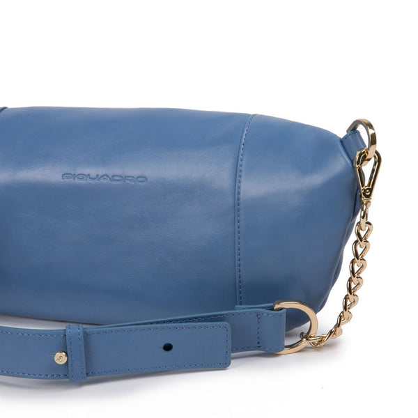 Blue Square Bum Bag