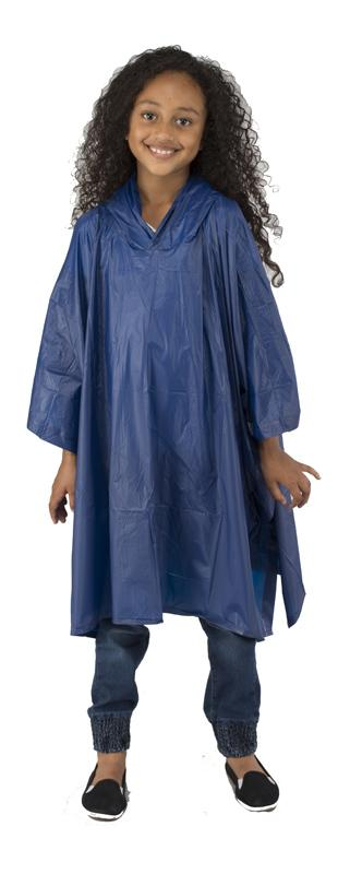Childs Waterproof Rain Poncho 6- 10 years