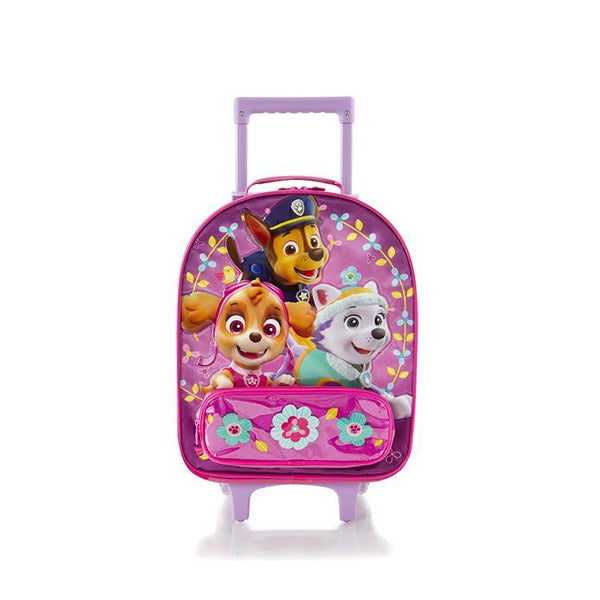NICKELODEON SOFTSIDE LUGGAGE -PAW PATROL