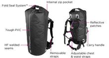 Load image into Gallery viewer, Waterproof Backpack Dry Tube - 60 Litres