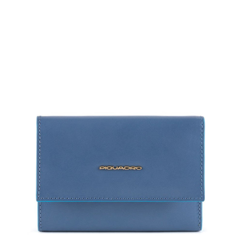 Blue Square Purse