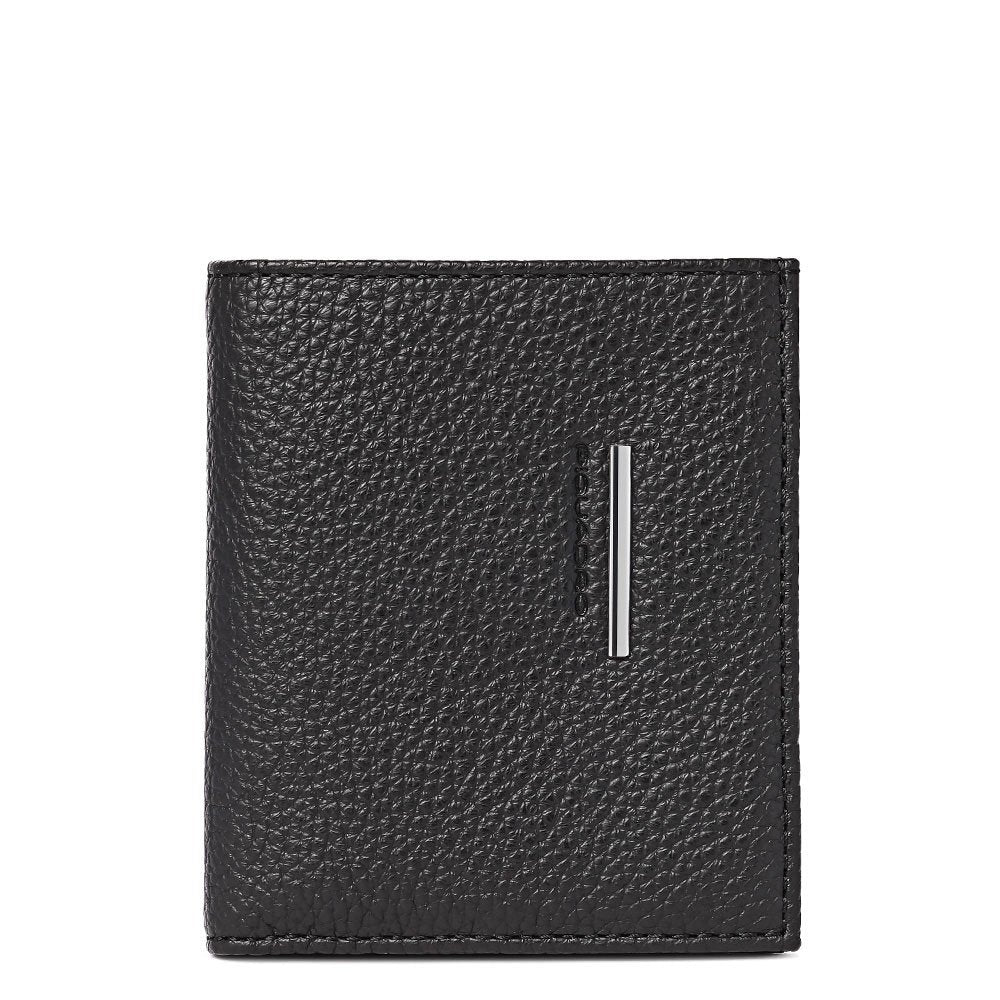 Men's wallet, vertical, with coin case Modus