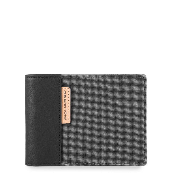 Men's wallet with coin pouch Blade