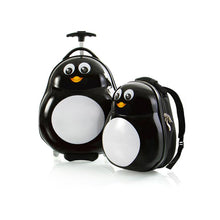 Load image into Gallery viewer, Travel Tots Penguin - Kids Luggage & Backpack Set