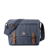 CANVAS LAPTOP MESSENGER BAG