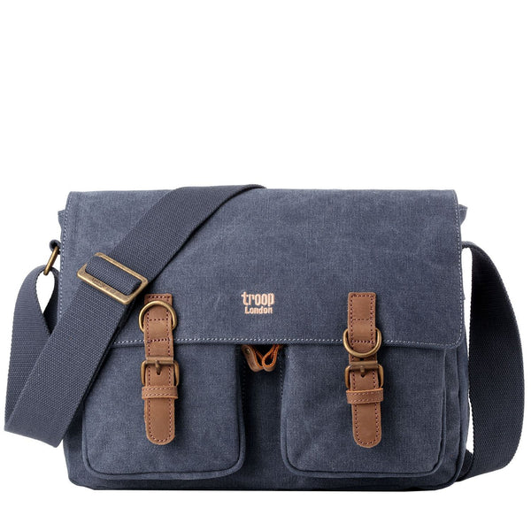 CLASSIC CANVAS MESSENGER BAG