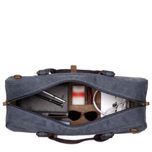 Load image into Gallery viewer, CLASSIC CANVAS TRAVEL DUFFEL BAG