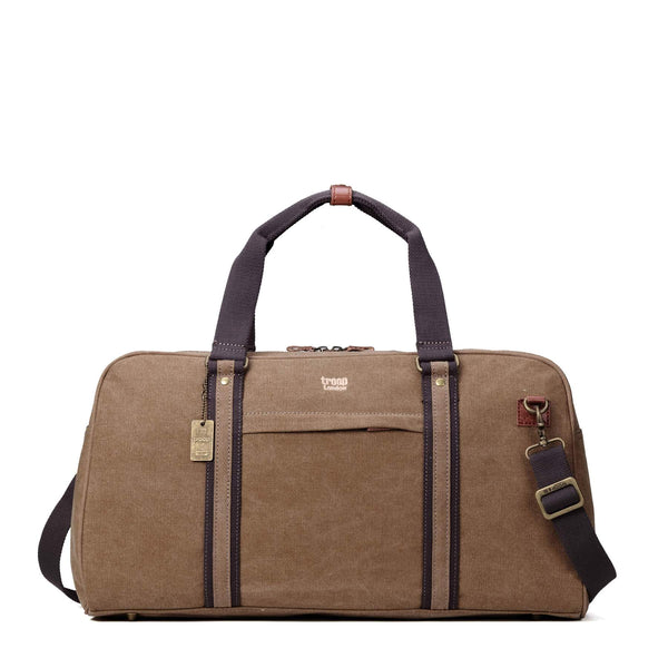 CLASSIC CANVAS TRAVEL DUFFEL BAG