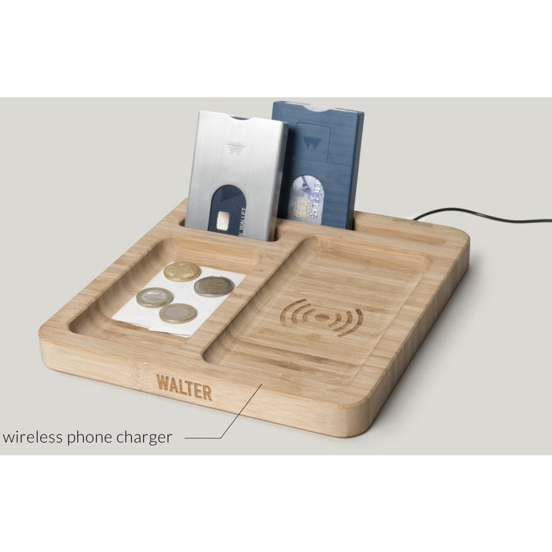 BAMBOO DOCK wireless charger