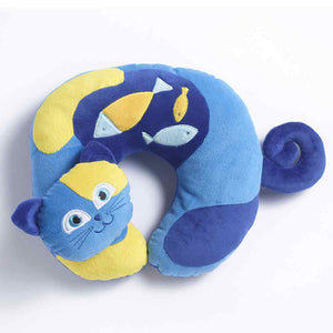 Kitty the Cat Travel Neck Pillow