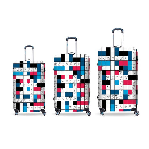 Crosswords - 3 Piece Set