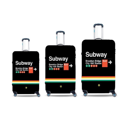Subway - 3 Piece Set