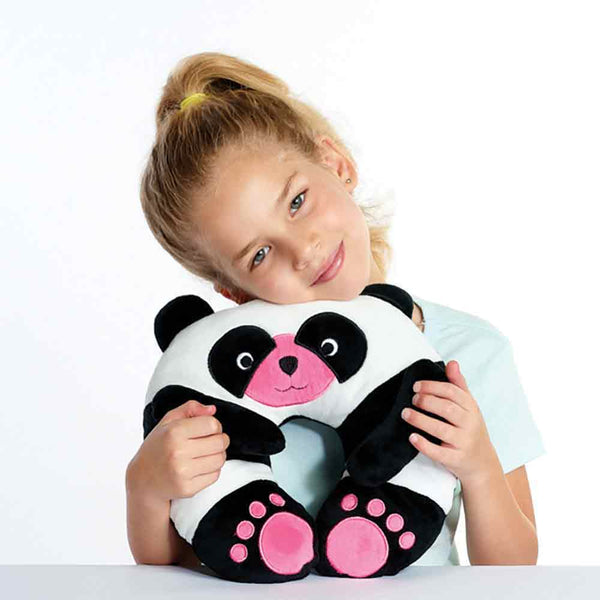 Chi Chi the Panda Travel Neck Pillow