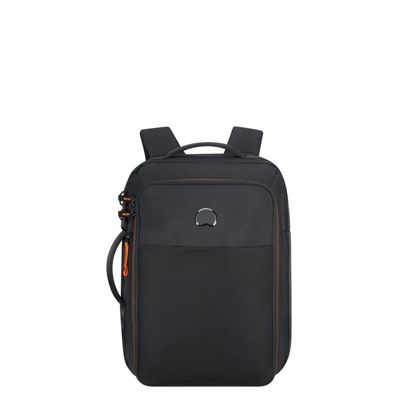 DAILY'S 2-CPT BACKPACK - PC PROTECTION 15.6""