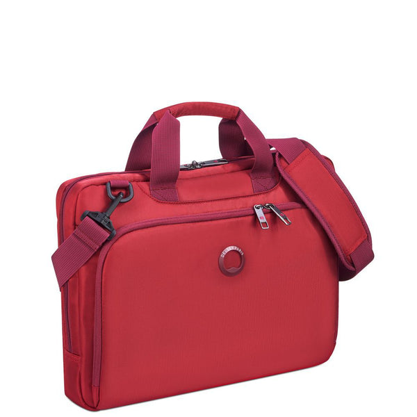 ESPLANADE 1-CPT LADIES SATCHEL - PC PROTECTION 15.6""