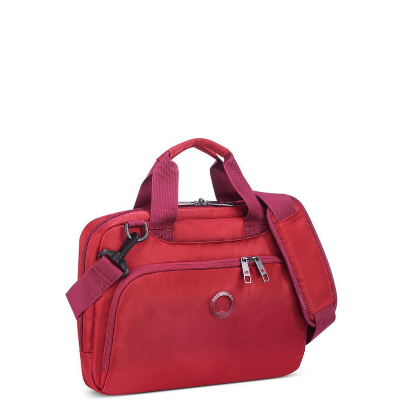 ESPLANADE 1-CPT LADIES SATCHEL - PC PROTECTION 13.3""