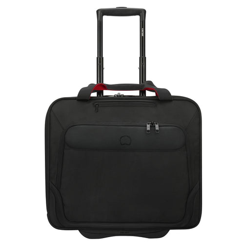PARVIS PLUS 2-cpt cabin trolley boardcase - pc protection 17.3