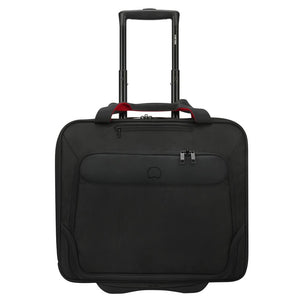 PARVIS PLUS 2-cpt cabin trolley boardcase - pc protection 17.3""