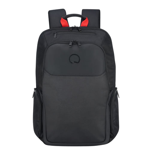 PARVIS PLUS Backpack 2 cpt - pc protection 17.3