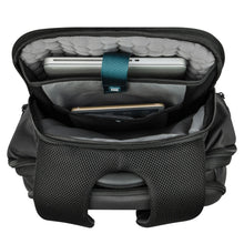 Load image into Gallery viewer, QUARTERBACK PREMIUM 2-cpt expandable backpack s size - pc protection 17""