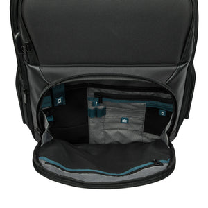 QUARTERBACK PREMIUM 2-cpt expandable backpack s size - pc protection 17""
