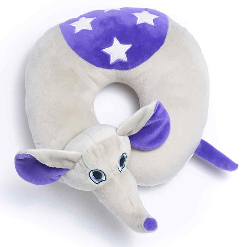 Flappy the Elephant Travel Neck Pillow