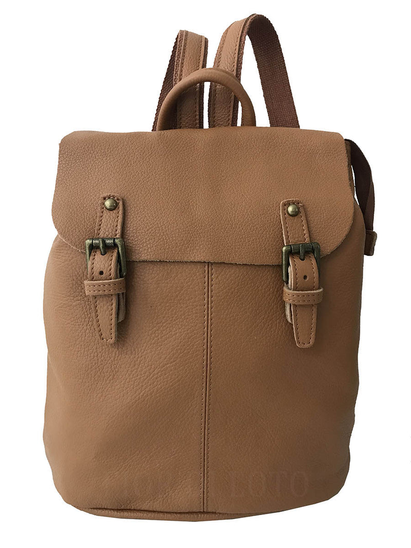 Leather Daypack
