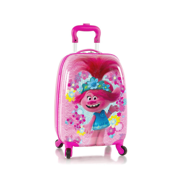 DREAMWORKS KIDS SPINNER LUGGAGE - TROLLS