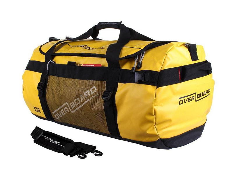 ADVENTURE WEATHERPROOF DUFFEL BAG 90 Litres