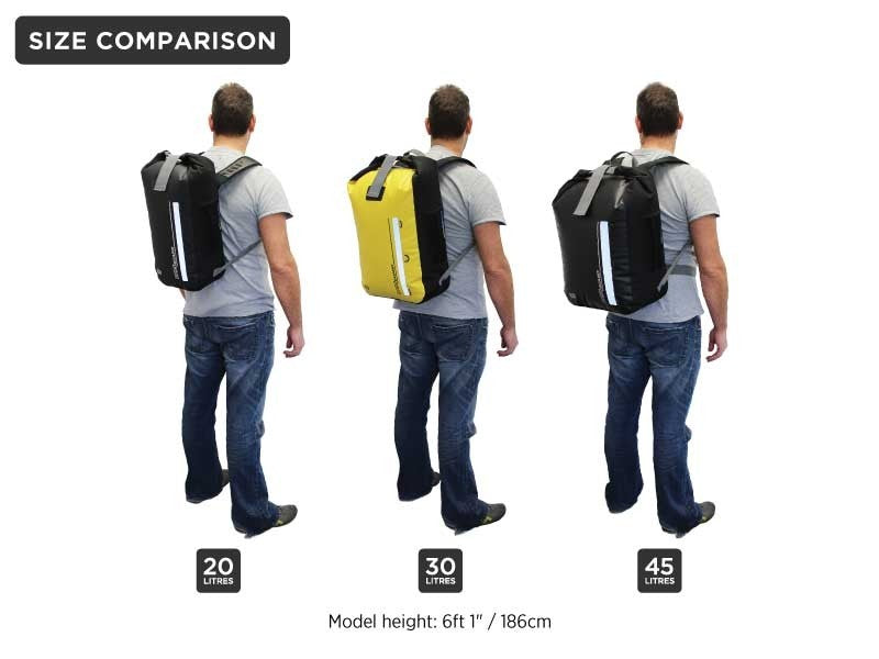 Classic Waterproof Backpack - 30 Litres – Travellers 3f52d32c653a6