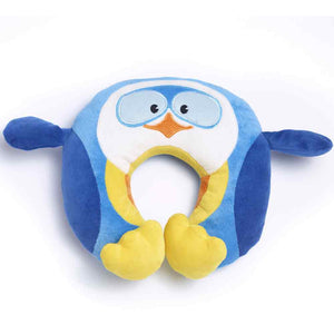 Puffy the Penguin Travel Neck Pillow