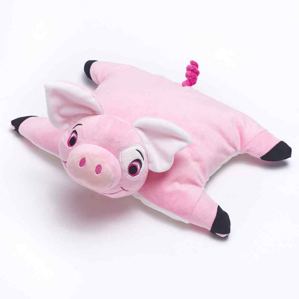 Pinky the Pig Travel Neck Pillow