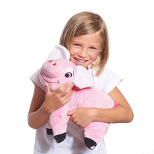 Load image into Gallery viewer, Pinky the Pig Travel Neck Pillow