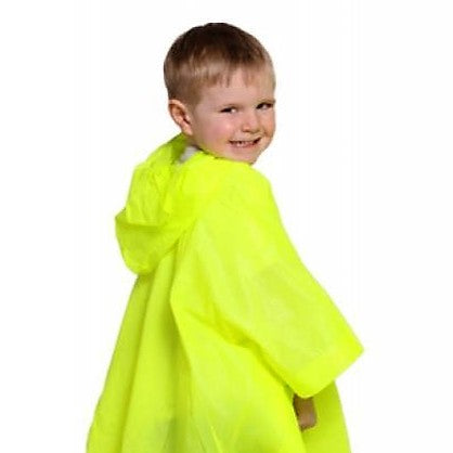 Child Waterproof Rain Poncho 4-6 yrs