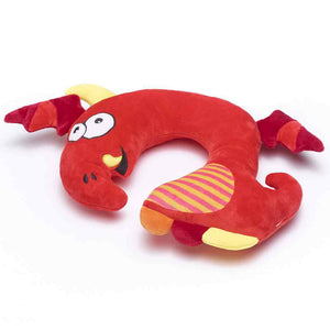 Tobi the Dragon Travel Neck Pillow