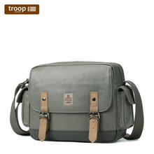 Load image into Gallery viewer, HERITAGE CANVAS LEATHER MESSENGER BAG