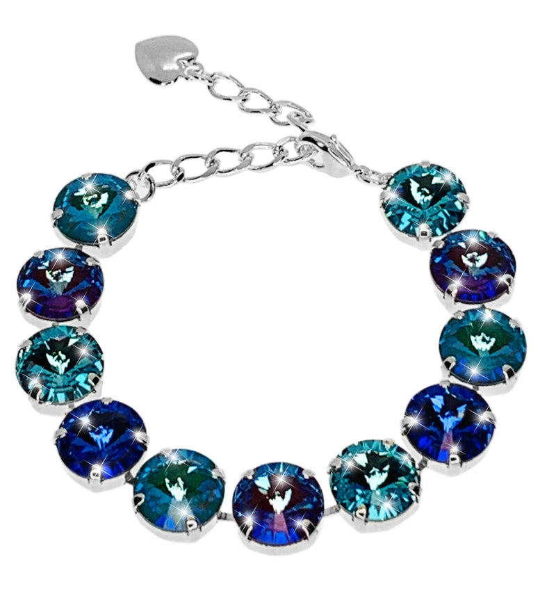 POPULAR BRACELET - Full Front view - Fully Adjustable Sizing.