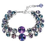 SPECTACULAR BRACELET - Full Front view - Fully Adjustable Sizing.