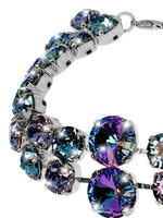 SPECTACULAR BRACELET - Left Hand view - Fully Adjustable Sizing.