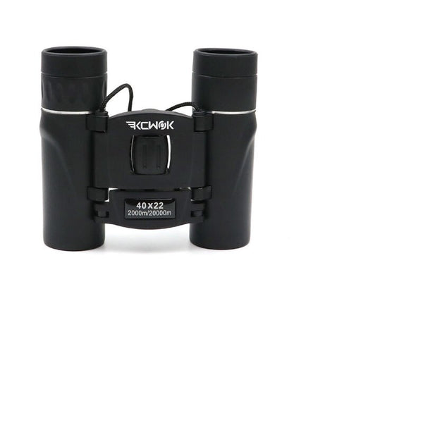 Jumelles pour lumière basse 40 x 60 Binoculars 40x60 Telescope Zoom Handheld Telescopes 40X22 HD Powerful binocular wide angle hunting prismaticos DropShipping